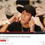 """Neymar performt mit seinem Team zum Song """"Call me Maybe"""""""