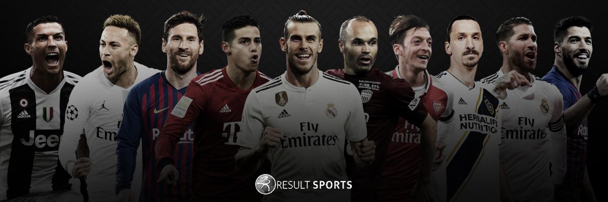 Nejhodnotnější hráč všech velkých lig dle Transfermarkt.com